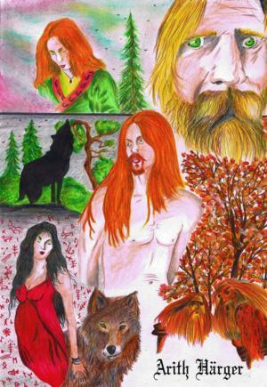 Laufey's Son, by VikingWidunder on Deviant Art.