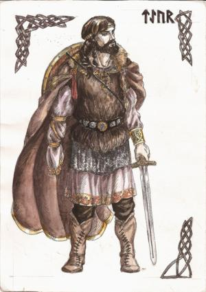 Guerra viking